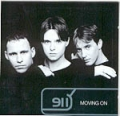 911 Moving On UK CD