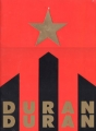 DURAN DURAN Strange Behaviour UK Tour Program