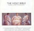 MANIC STREET PREACHERS The Holy Bible UK CD