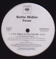 BETTE MIDLER Fever USA 12