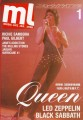 QUEEN Music Life (1/98) JAPAN Magazine