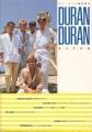 DURAN DURAN Viva Rock Special Duran Duran Japan Picture Book