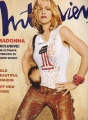 MADONNA Interview (3/01) USA Magazine