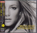BRITNEY SPEARS Outrageous Hit Singles 2004 JAPAN CD5 w/Remixes + Full Color Booklet