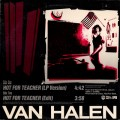 VAN HALEN Hot For Teacher USA 12