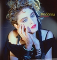 MADONNA The Eighties Book FRANCE Book