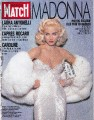 MADONNA Paris Match (5/16/91) FRANCE Magazine