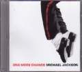 MICHAEL JACKSON One More Chance USA CD5 Promo