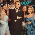 JAMES BOND 007 Best Of 007 With John Barry JAPAN LP