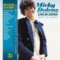 MICKY DOLENZ Live In Japan Import LP
