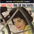 CONNIE FRANCIS Sings Folk Song Favorites JAPAN LP [YS]
