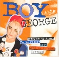 BOY GEORGE Everything I Own HOLLAND CD