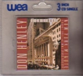 DON HENLEY New York Minute GERMANY CD3 w/3 Tracks