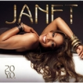 JANET JACKSON 20 Y.O. USA CD