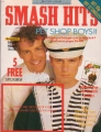 PET SHOP BOYS Smash Hits (3/23-4/5/88) UK Magazine