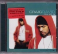CRAIG DAVID Fill Me In USA CD5 w/9 Versions