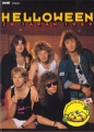 HELLOWEEN In Japan 1989 JAPAN Picture Book
