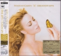 MARIAH CAREY Greatest Hits JAPAN 2CD
