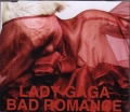 LADY GAGA Bad Romance EU CD5 w/2 Tracks