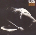 U2 Desire USA CD5 Promo Only w/Special Pack