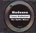 MADONNA Love Profusion USA CD5 Promo Only w/3 Tracks