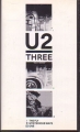 U2 Three UK VHS Video Promo Only [PAL]