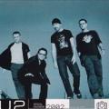 U2 2002 USA Calendar