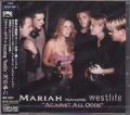 MARIAH CAREY featuring WESTLIFE Against All Odds JAPAN CD5 Promo