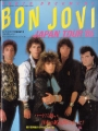BON JOVI Japan Tour 85 JAPAN Picture Book