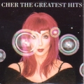 CHER The Greatest Hits SPAIN CD5 Promo w/3 Track Sampler