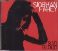 SIOBHAN FAHEY Bad Blood UK CD5