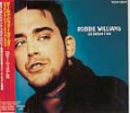 ROBBIE WILLIAMS Old Before I Die JAPAN CD5 w/6 Tracks