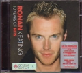 RONAN KEATING 10 Years Of Hits UK CD w/17 Tracks