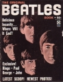 BEATLES The Original Beatles Book USA Magazine