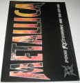 METALLICA Poor Retouring Me 96-97-98 USA Tour Program