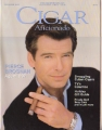 JAMES BOND 007 Cigar Afficianado (12/97) USA Magazine PIERCE BROSNAN