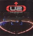 U2 2003 USA Calendar