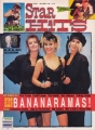 BANANARAMA Star Hits (12/86) USA Magazine