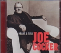 JOE COCKER Heart & Soul EU CD
