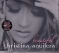 CHRISTINA AGUILERA Beautiful EU CD5 w/Video