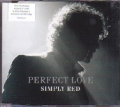 SIMPLY RED Perfect Love UK CD5 w/2 Tracks