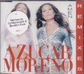 AZUCAR MORENO Amen Remixes SPAIN CD5