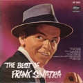 FRANK SINATRA The Best Of Frank Sinatra JAPAN LP Red Vinyl