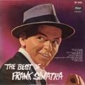 FRANK SINATRA The Best Of Frank Sinatra JAPAN LP Red Vinyl