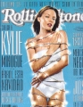 KYLIE MINOGUE Rolling Stone (12/2001) SPAIN Magazine