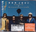 BON JOVI Bounce/Misunderstood JAPAN CD5
