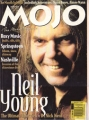 NEIL YOUNG Mojo (12/95) UK Magazine
