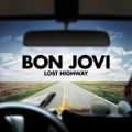 BON JOVI Lost Highway USA CD