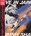 TOMMY SHAW Live In Japan JAPAN LP