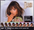 JENNIFER LOPEZ Ain't It Funny UK CD5 w/Remixes & Video